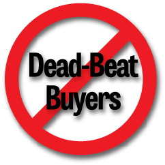 Dead-Beat-Buyers